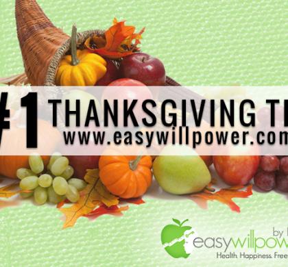 My #1 Thanksgiving Tip
