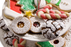 Get through holidays without gaining weight