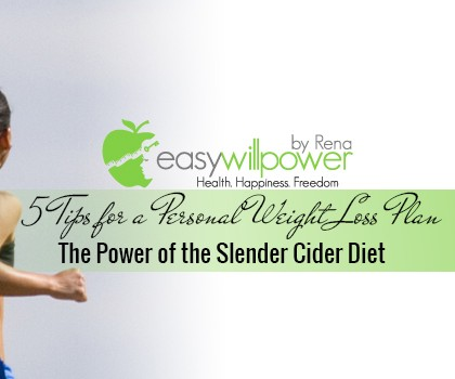 Tips for Putting Together a Weight Loss Plan