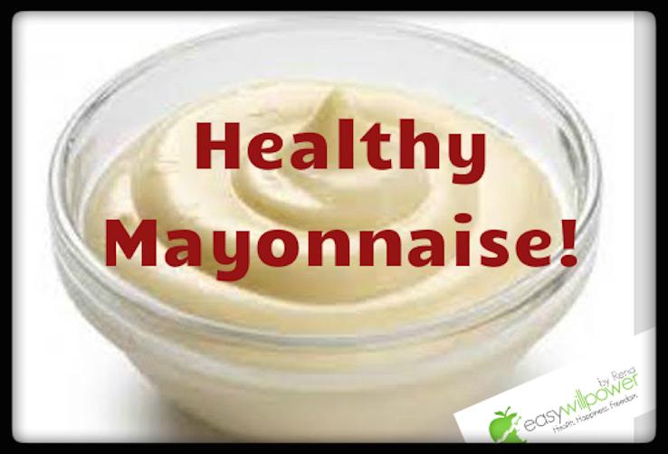 Healthy Mayonnaise!