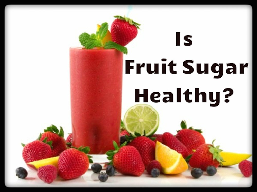 is the sugar in fruit healthy is a plum a fruit