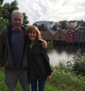 Rena and Barry Norway