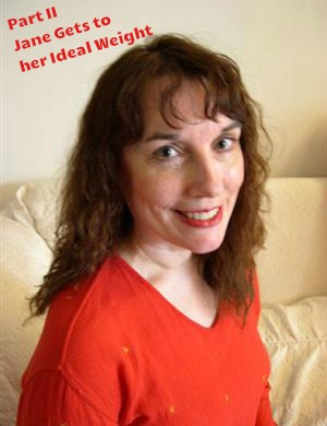 Jane gets to her ideal weight with Rena's gastric bypass hypnosis cds