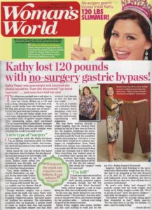 Gastric Bypass Hypnosis 120 lb Weight Loss