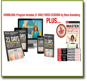 21 Days to Permanent Weight Loss Gastric Band Self Hypnosis