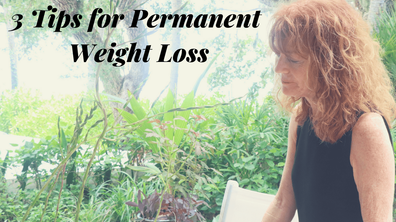 3 Tips for Weight Loss