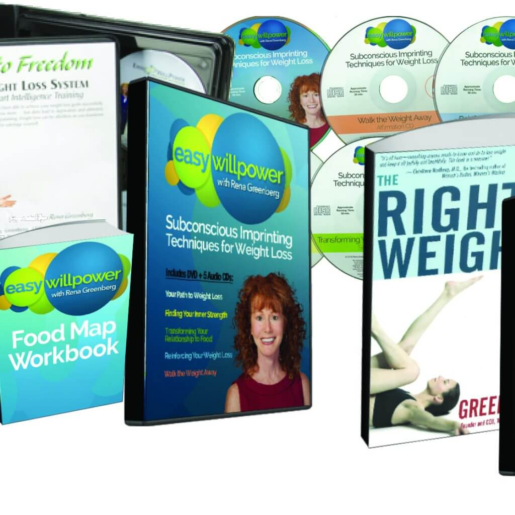 Weight Loss System Bundle | Easy Willpower