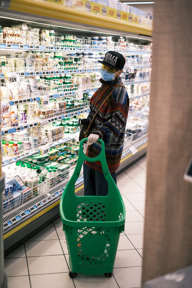 Buying Groceries During a Pandemic