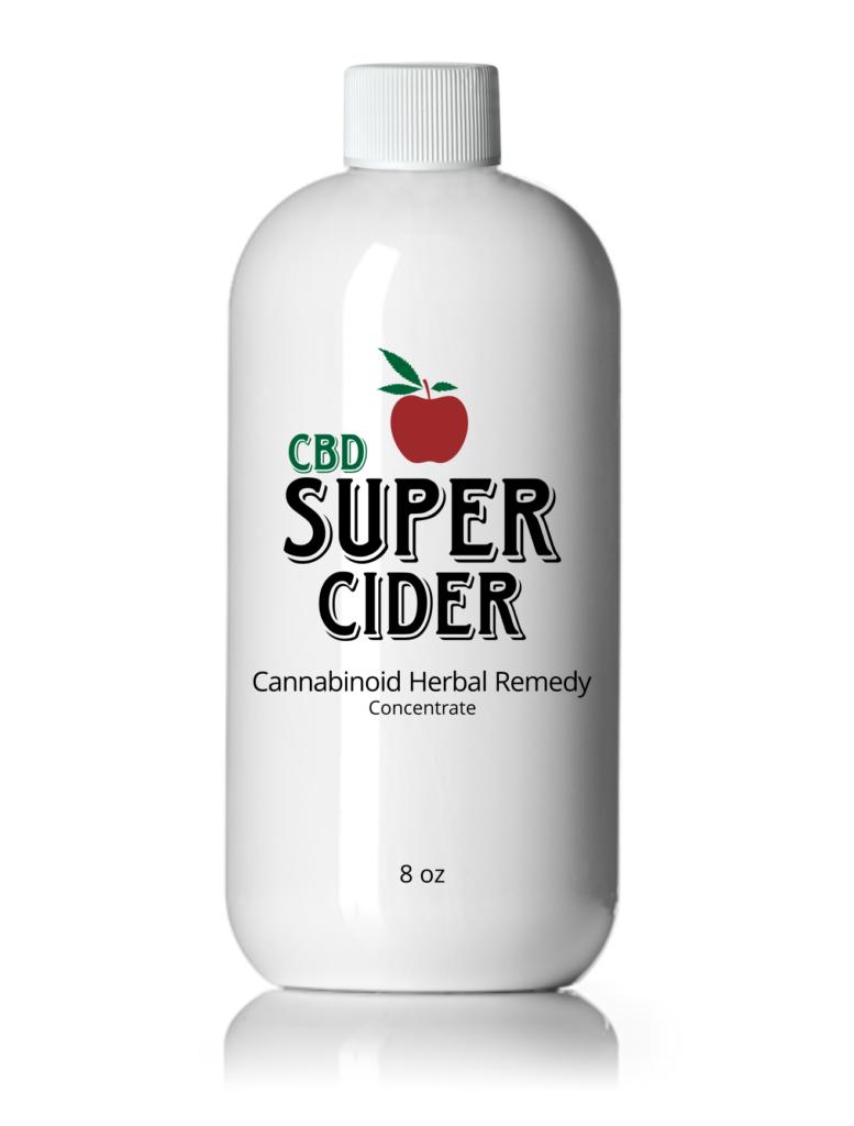 CBD Super Cider