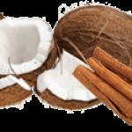 coconut cinnamon
