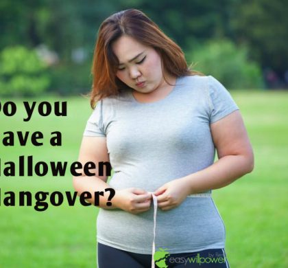 Do you have a Halloween Hangover?