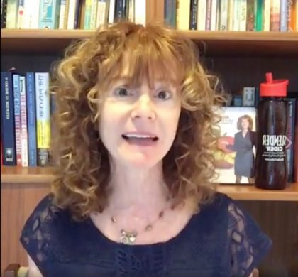 Rena's first FB Live: Tap Into Your Inner Mind for Permanent Weight Loss