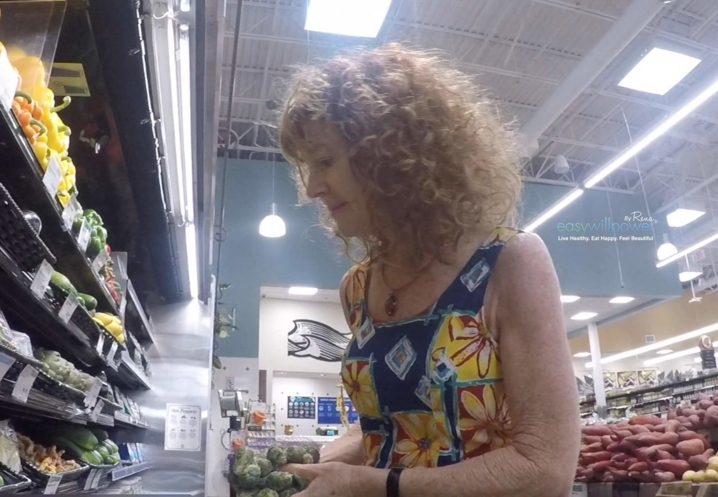 (Video) Grocery Shopping with Rena