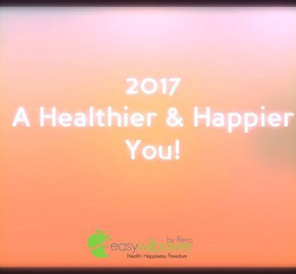 2017 a Healthier Happier You