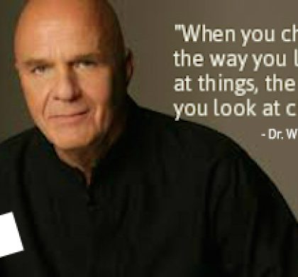 How Wayne Dyer Influenced my Hypnosis System