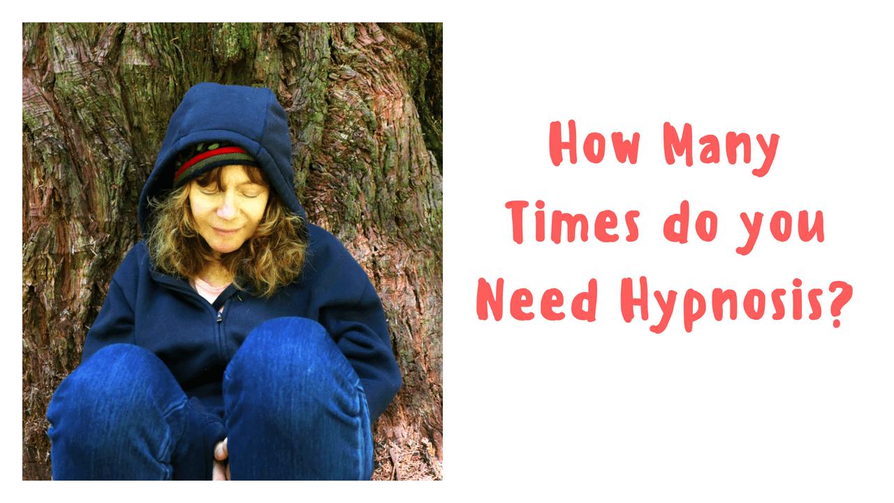 How Many Hypnosis Sessions do I Need?