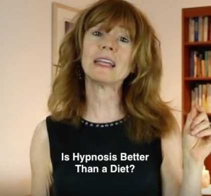 Is Hypnosis Better Than a Diet?