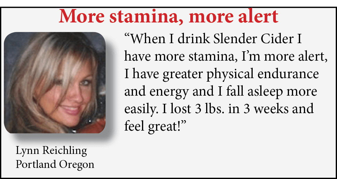 Lynn has more stamina and is more alert