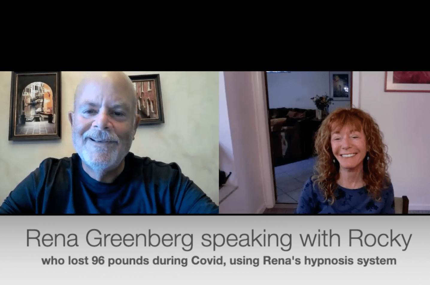 Rocky weight loss with Hypnosis