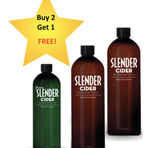 Buy two Get one slender cider