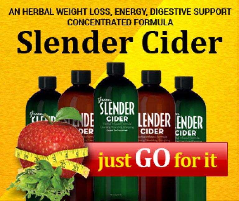 Slender Cider Healing Herbal Formula