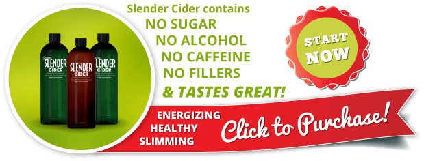 Slender Cider benefits