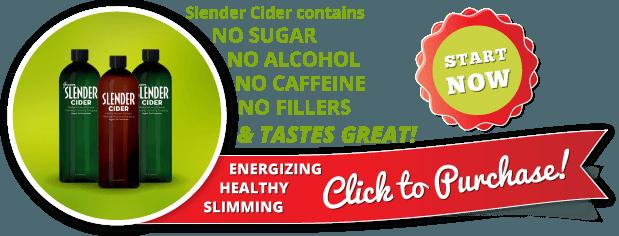 Slender Cider benefits