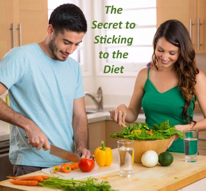 The Secret to Sticking to the Diet
