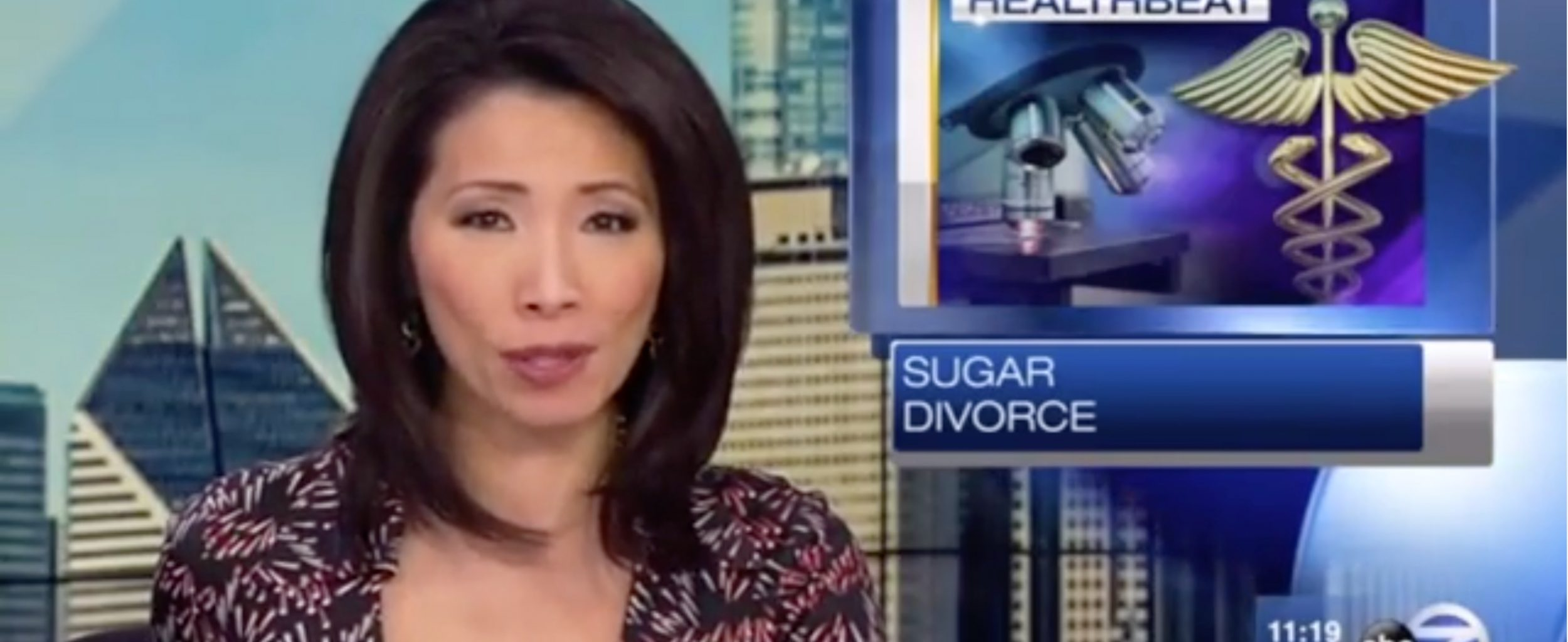 Sugar Divorce Miracle ABC TV News
