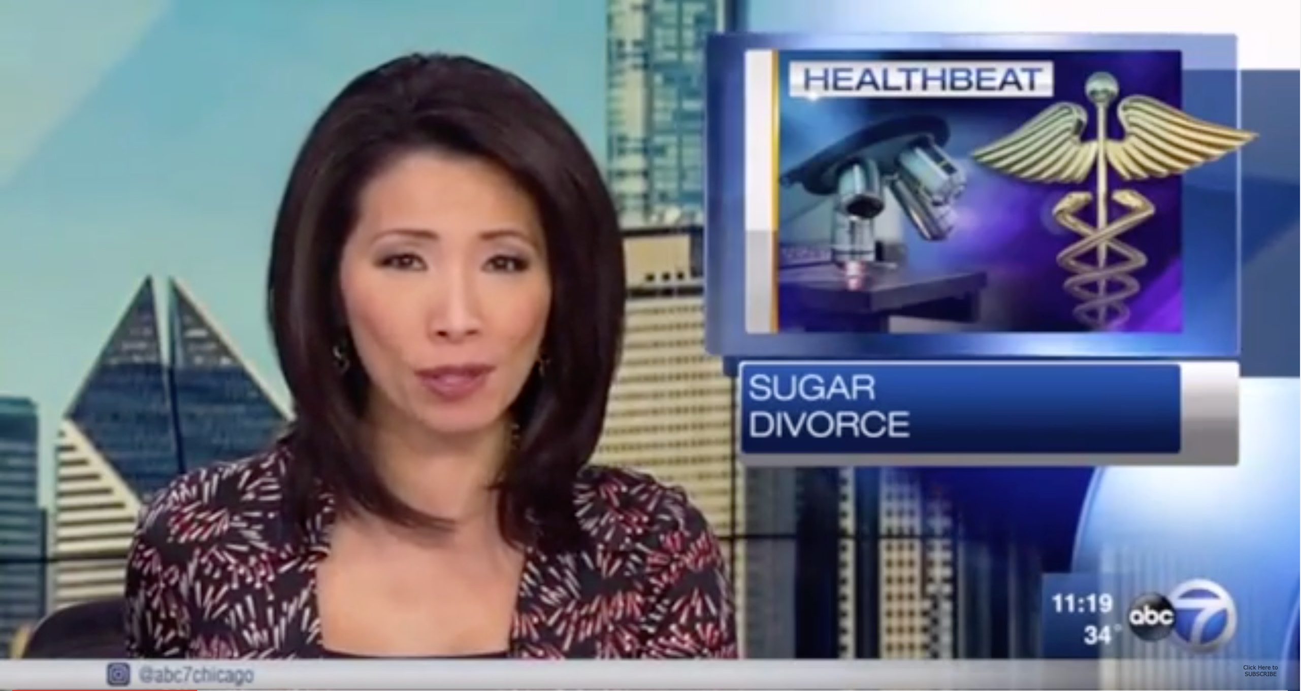 Sugar Divorce Miracle ABC TV News