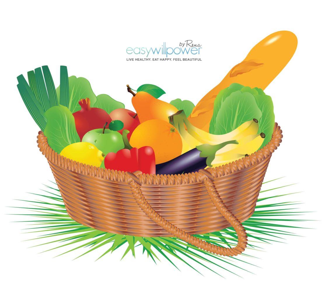 basket of food