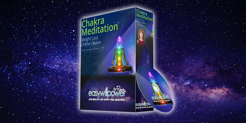 Chakra Meditation Weight Loss online course
