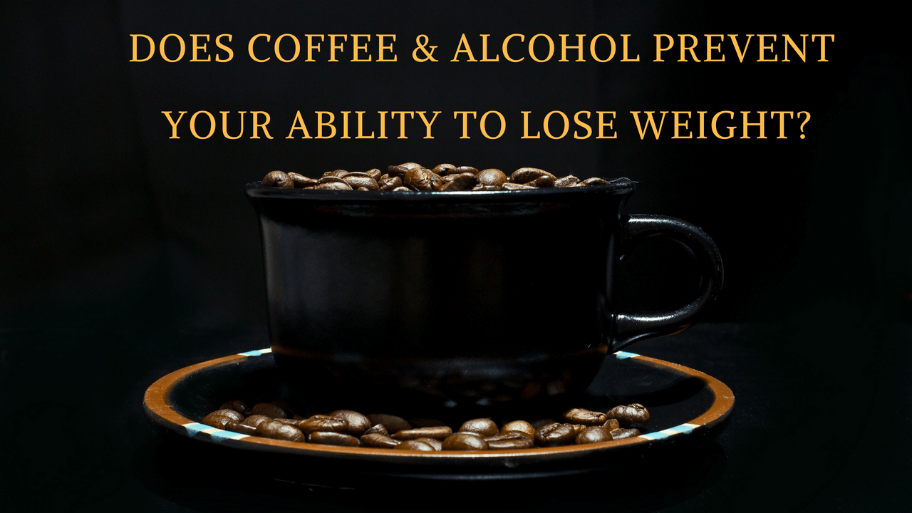 coffee and alcohol and weight loss