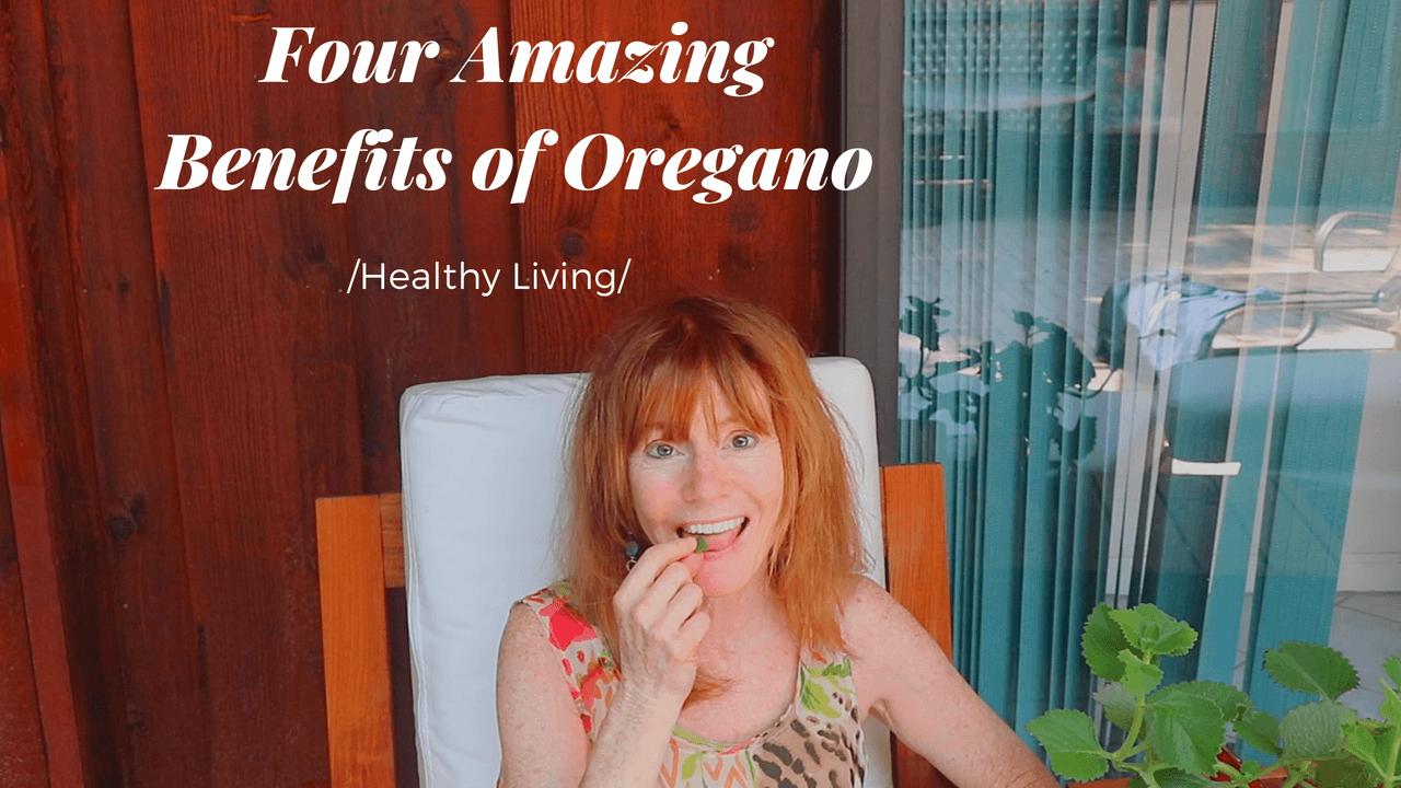 four benefits of oregeno