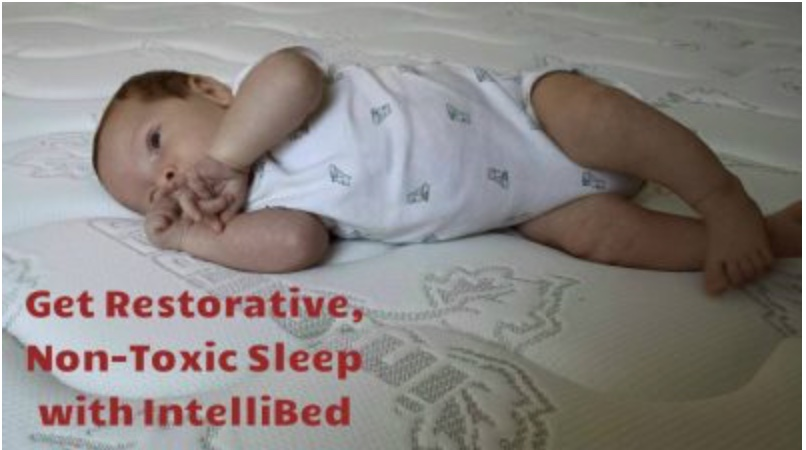 One Secret to Health: Restorative Sleep with IntelliBed